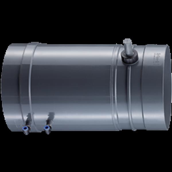 Volumenstromregler standard, Muffenanschluss