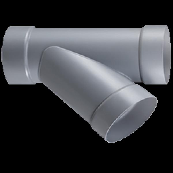 T-Stücke 45° (Muffenanschluss)