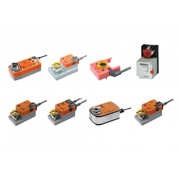 Elektrische Klappenmotoren