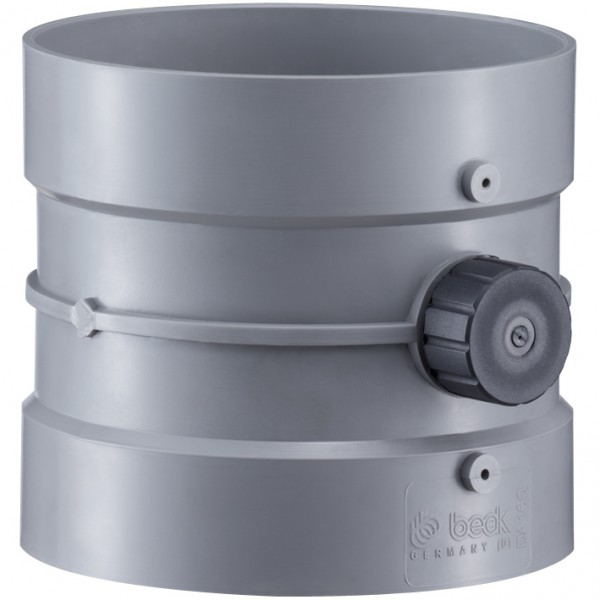 Konstantvolumenstromregler 150–600 PA, Muffenanschluss