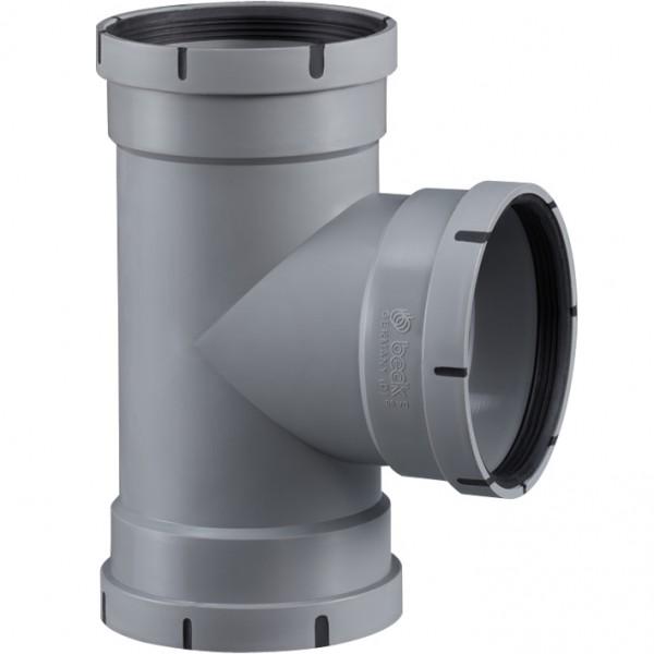 T-Stücke 90° - EffiTech Stecksystem