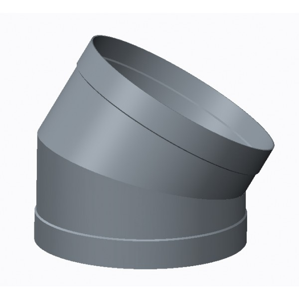 Segmentbögen 30° (segmentiert)