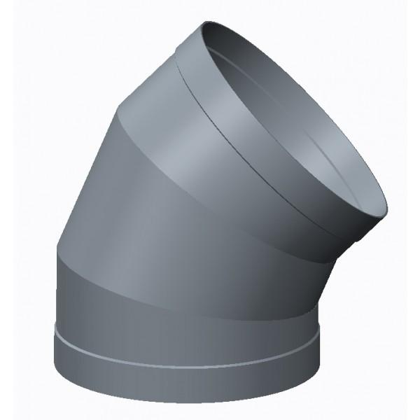 Segmentbögen 45° (segmentiert)
